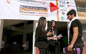 برنامج مرافقة المؤسسات الفتية الجزائريّة لجازي بالبليدة