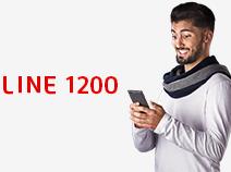 LINE 1200
