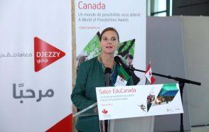 Sponsoring de la 4éme édition du Salon de l'Education au Canada en Algérie.