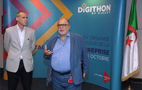 Djezzy organise un Hackthon autour de la digitalisation de l'entreprise les 23 et 24 Octobre