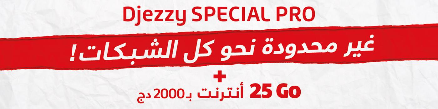 Djezzy SPECIAL PRO - VA - 09 04 19
