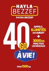 Djezzy HAYLA BEZZEF