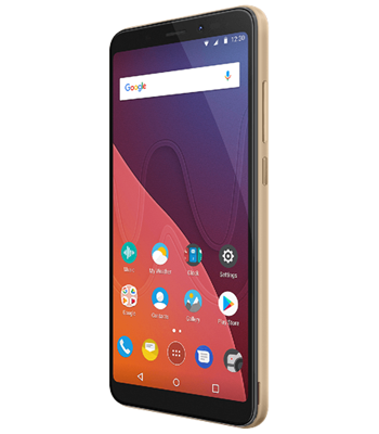 Wiko view 16G