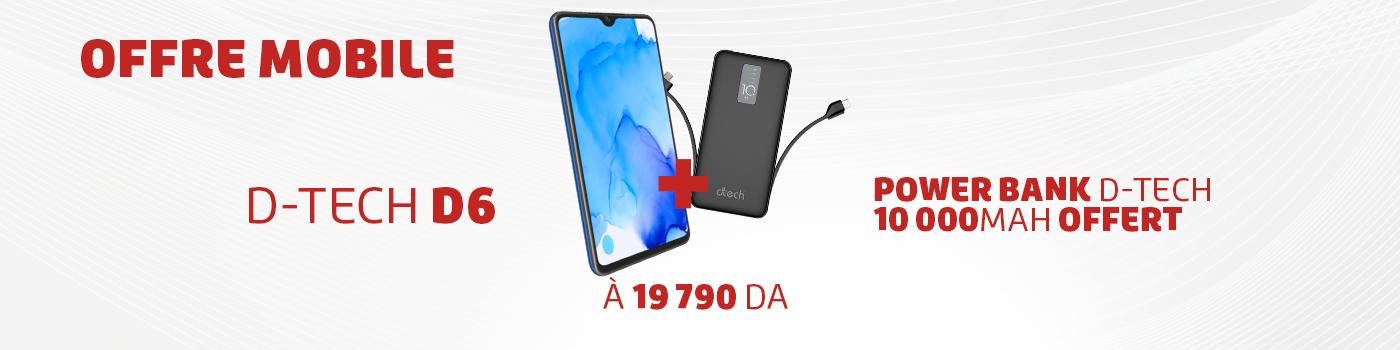 D-Tech D6