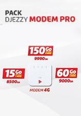 Pack Djezzy Modem  PRO